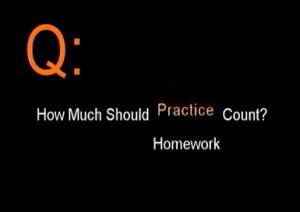 Rick Wormeli: 'Homework' versus 'Practice'