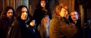 Hogwarts Prof